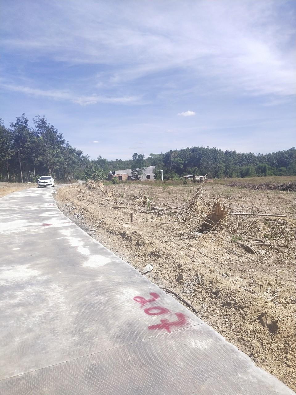 Bán đất nền chính chủ, sổ sẵn, Mặt tiền đường bê tông, cách QL14 chỉ 2km Giá đầu tư