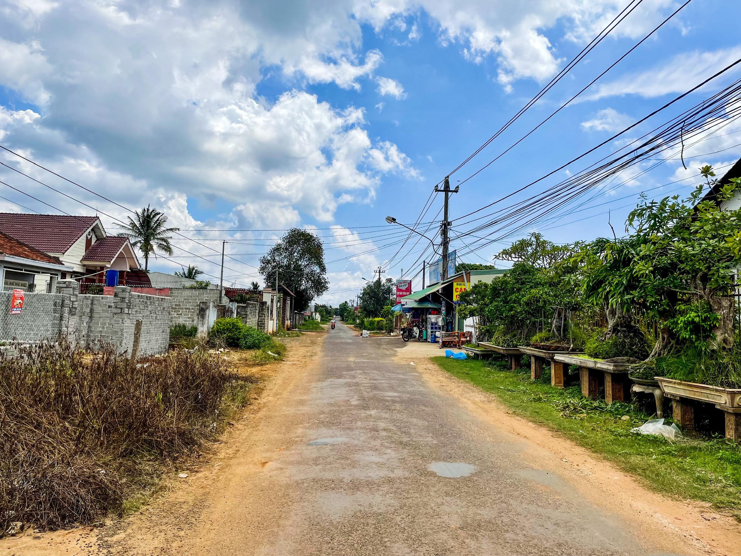 Bán đất thổ cư phường Yên Thế - Pleiku