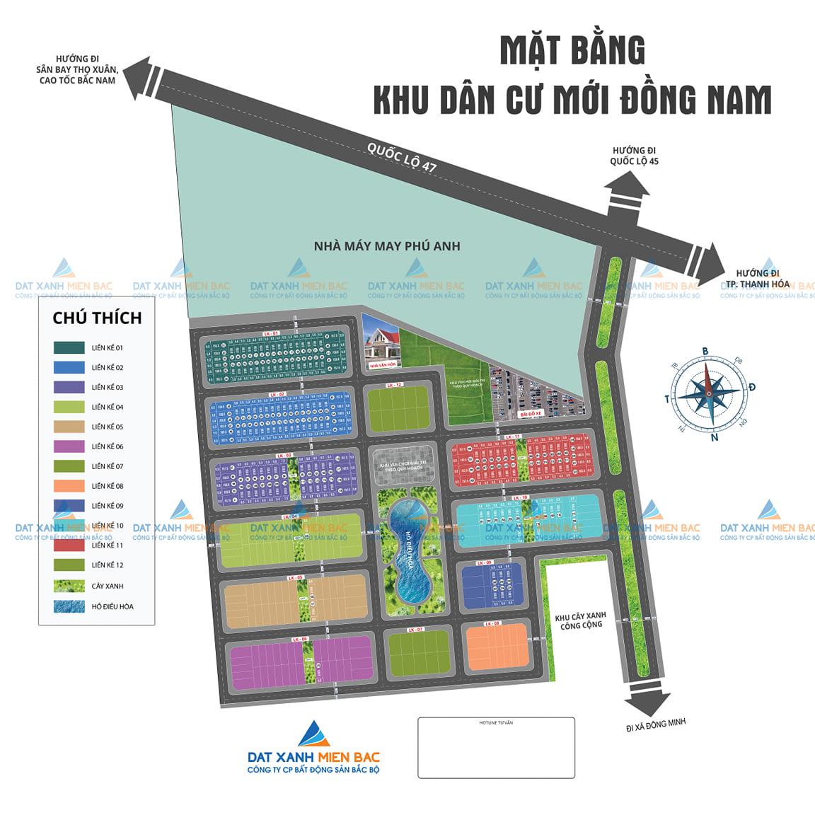 Cần bán lô đất MB 650 Đông Khê Đông Sơn
