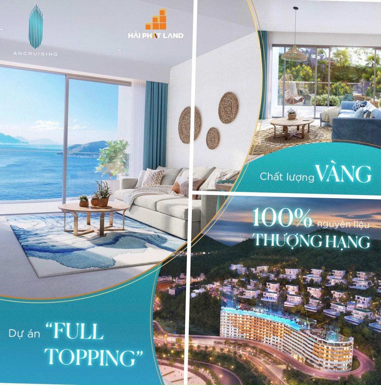Căn hộ khách sạn sở hữu lâu dài mặt biển Nha Trang