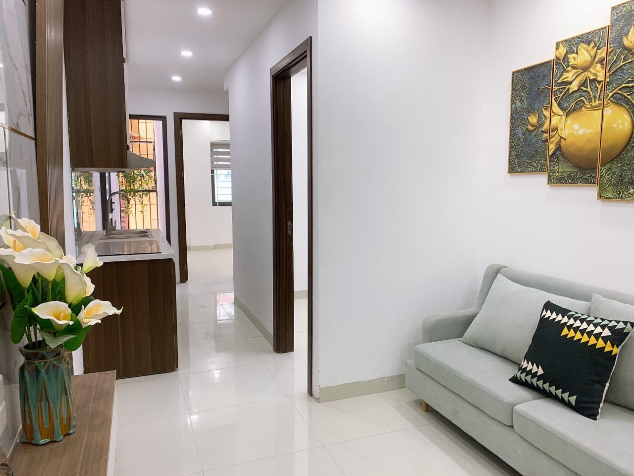 Chủ đầu tư mở bán chung cư Nguyễn Văn Cừ oto đỗ cửa
