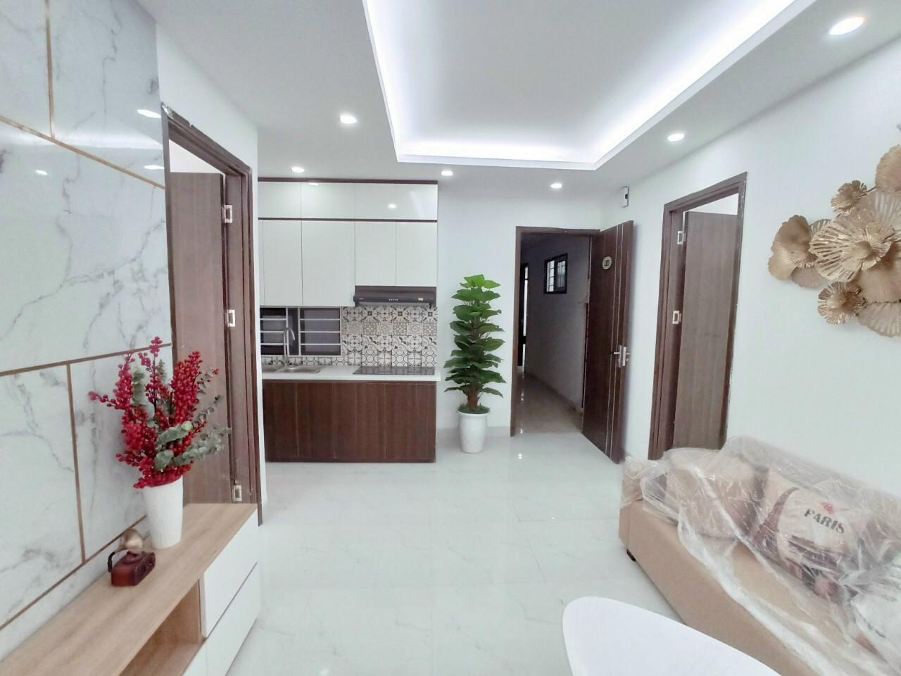 Bán chung cư Ngọc Lâm - Cầu chương dương oto đỗ cửa