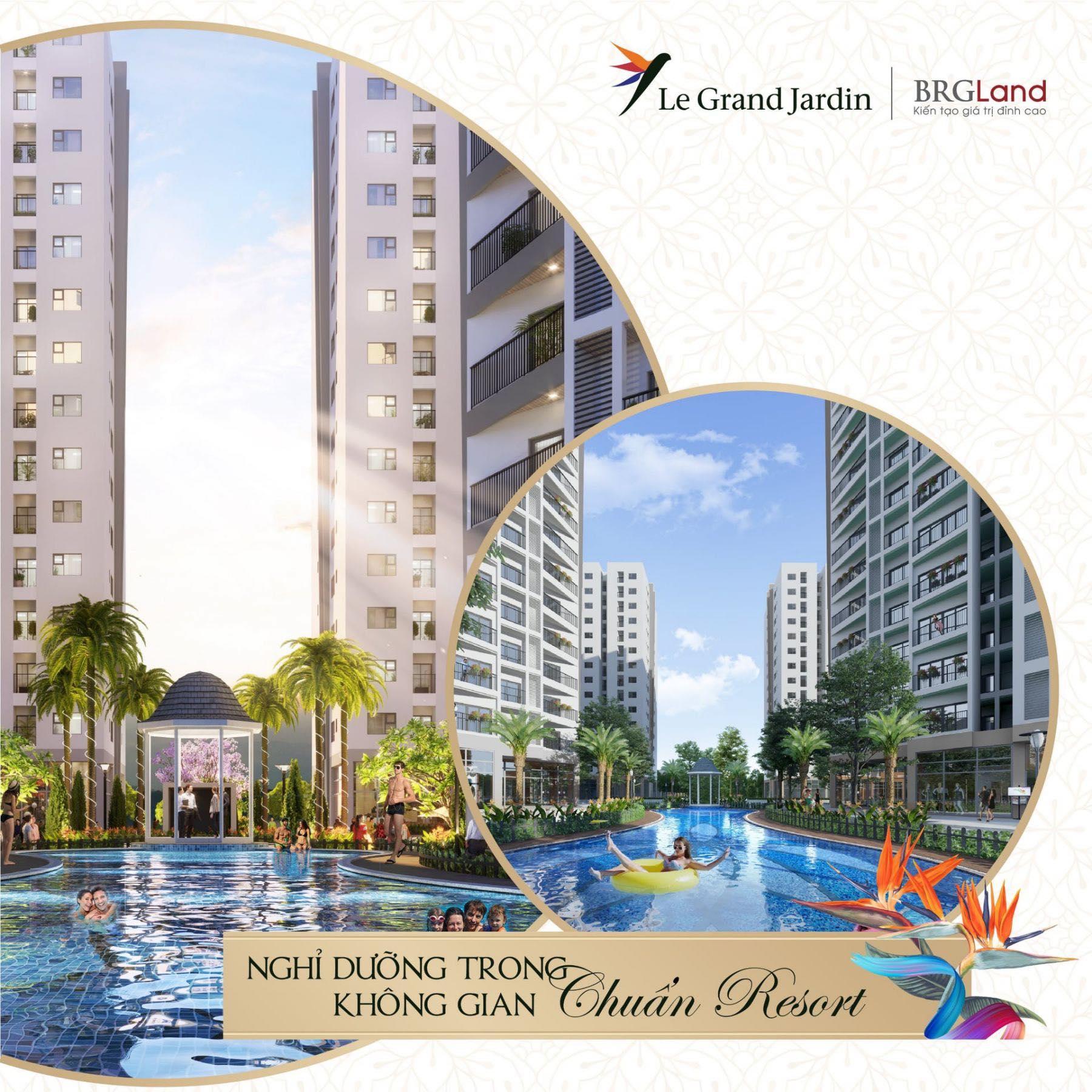 Cần bán Căn hộ chung cư dự án Le Grand Jardin Sài Đồng, Diện tích 65m², Giá 2 Tỷ - LH: 0369888680