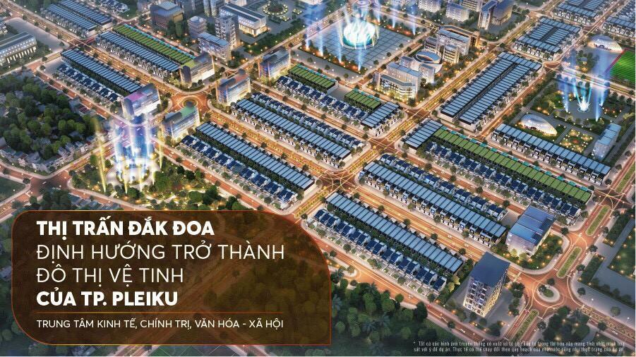 Cần bán Đất nền dự án đường 641, Thị trấn Đak Đoa, Diện tích 300m², Giá Thương lượng