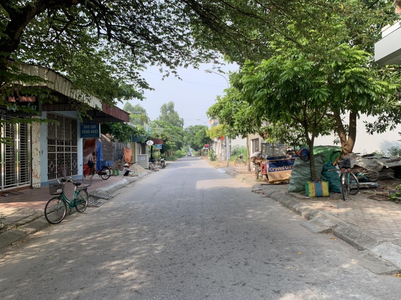 Cần bán Đất 103,5m2 mặt đường kinh doanh tại Tiền Trung - Ái Quốc - TP.Hải Dương.