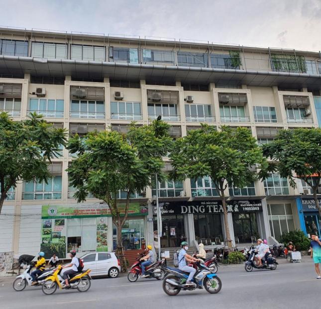 Cho thuê văn phòng, mặt bằng kinh doanh mặt phố Lê Trọng Tấn dt 75m2, mặt tiền 11m phù hợp mọi loại hình