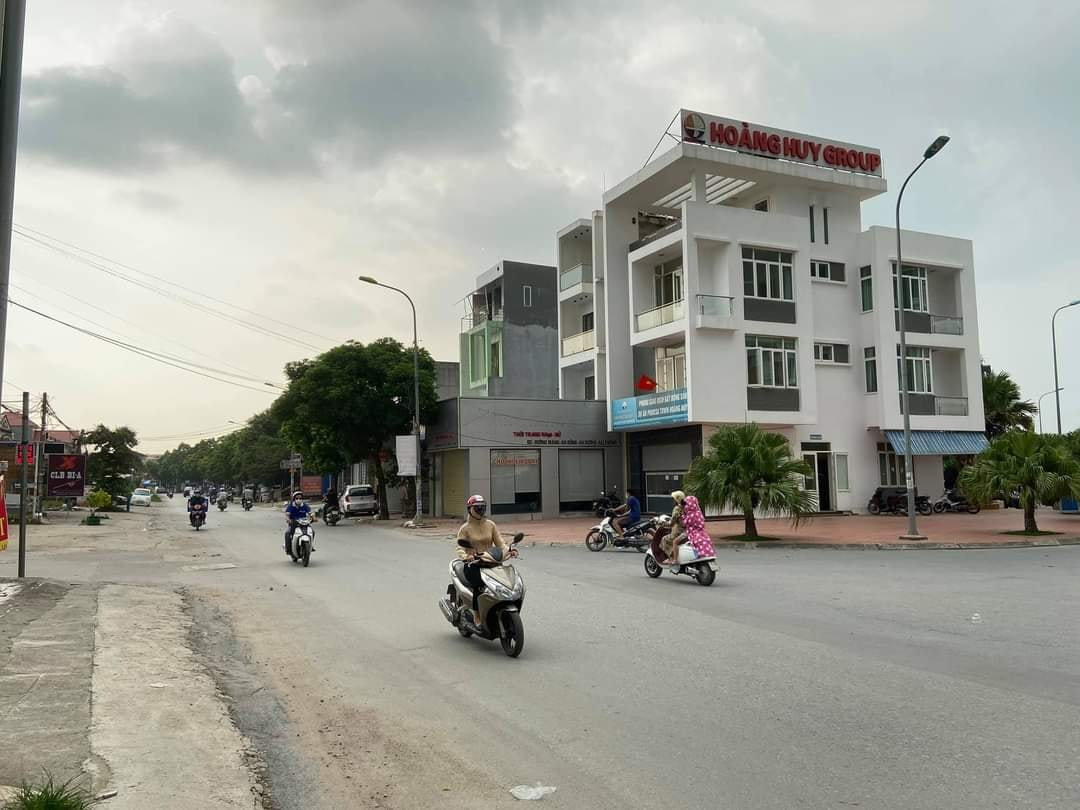 Bán lô đát 90m2 mặt đường Máng Nước, An Đồng, An Dương, Hải Phòng Giá 599 tỷ