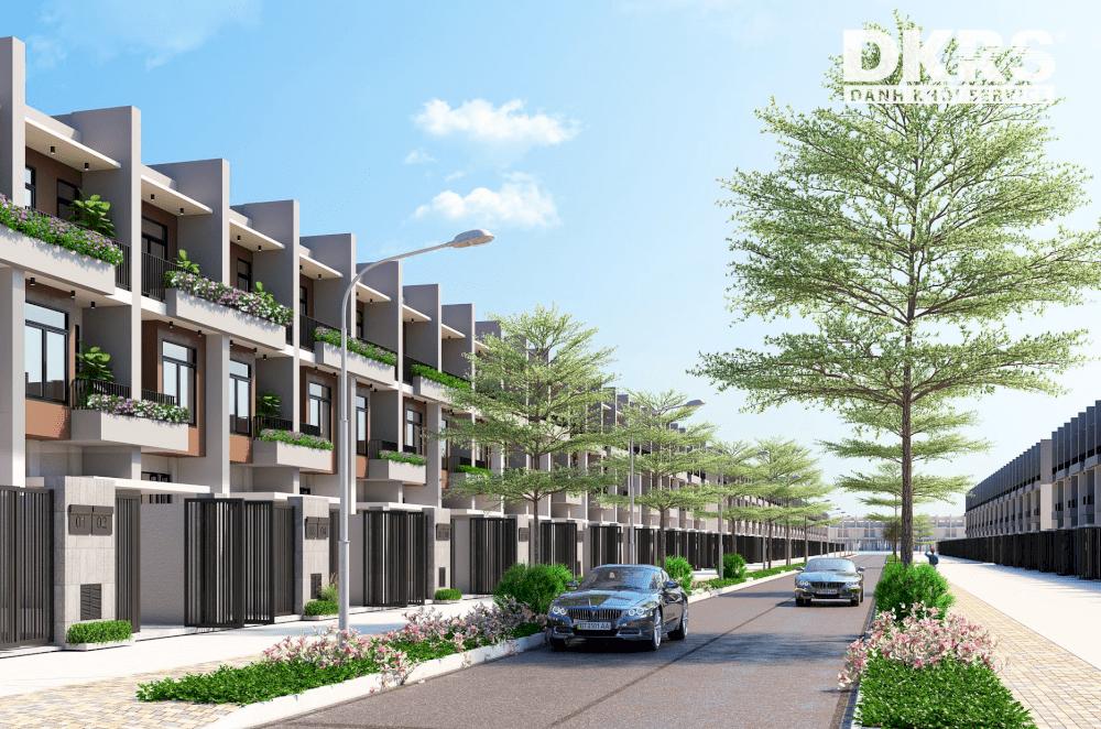 Cần bán Nhà mặt tiền dự án Vincom Shophouse Sóc Trăng, Diện tích 110m², Giá - LH: 0913926481