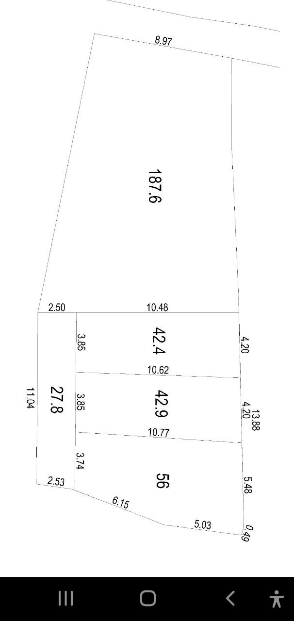 Cần bán Đất đường Nguyễn Đình Chiểu, Phường Ngọc Châu, Diện tích 56m², Giá 900 Triệu - LH: 0979411888