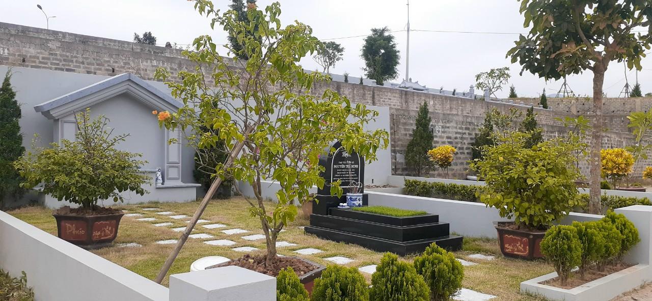 Bán đất nghĩa trang Lạc Hồng Viên 50m2 Hòa Bình