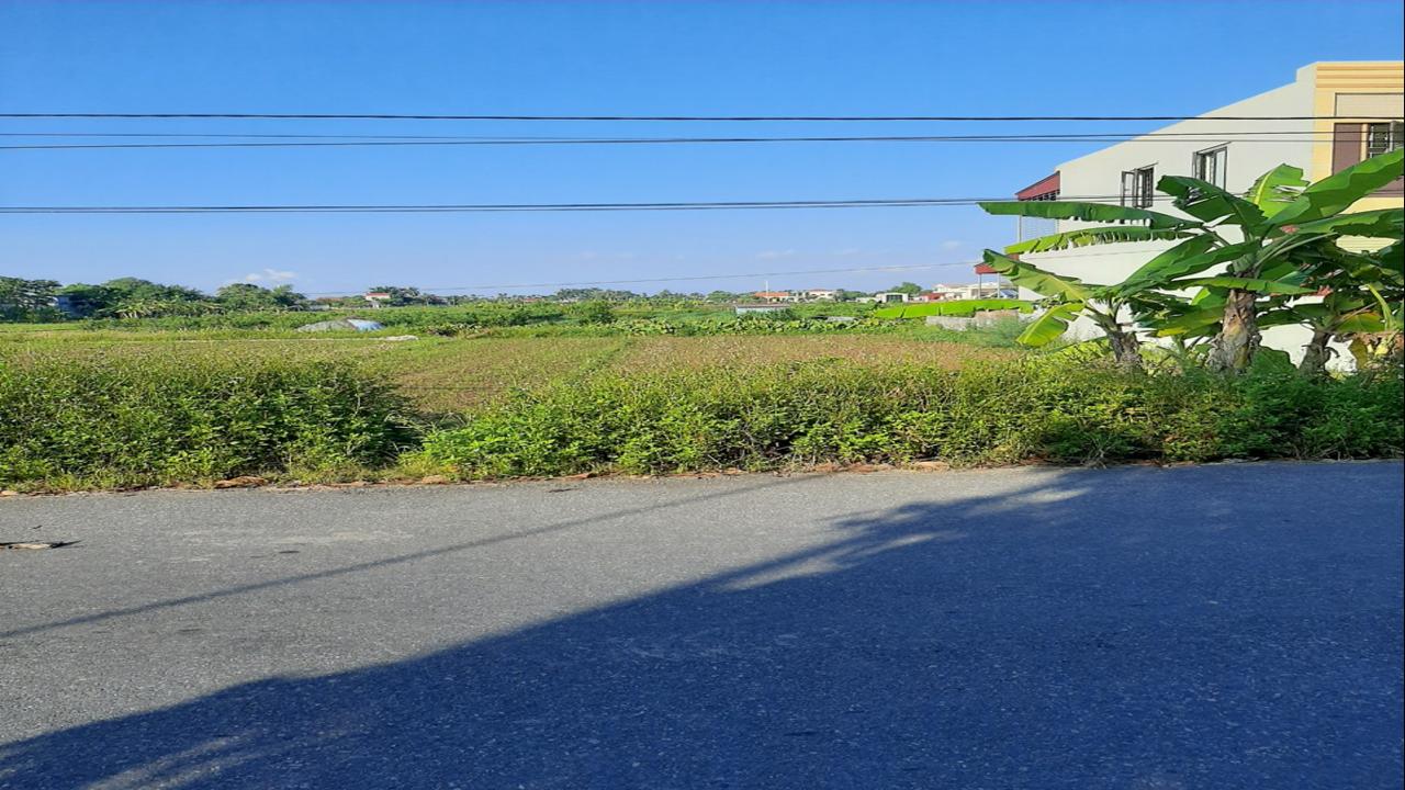 Bán Đất Mặt Đường, Ven Sông Đa Độ Đầu Tư Sinh Lời Tại Thị Trấn Núi Đối Kiến Thụy Hải Phòng