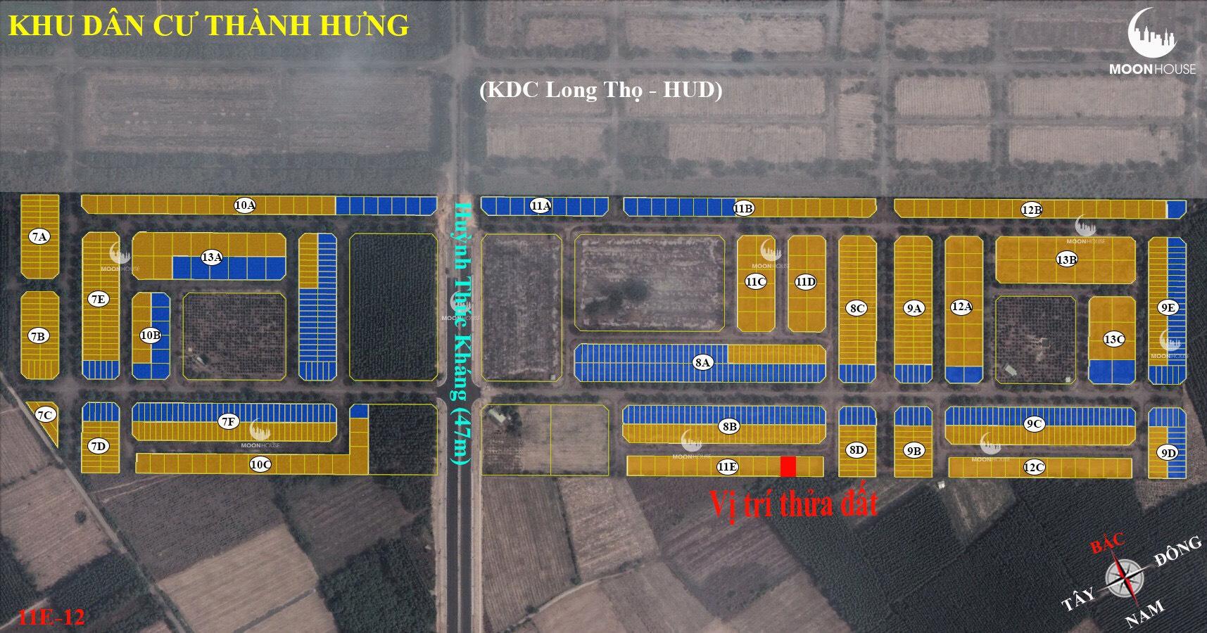 Bán đất diện tích: 316m2 , giá : 32tỷ , dự án Thành Hưng , sổ hồng , full thổ , chính chủ