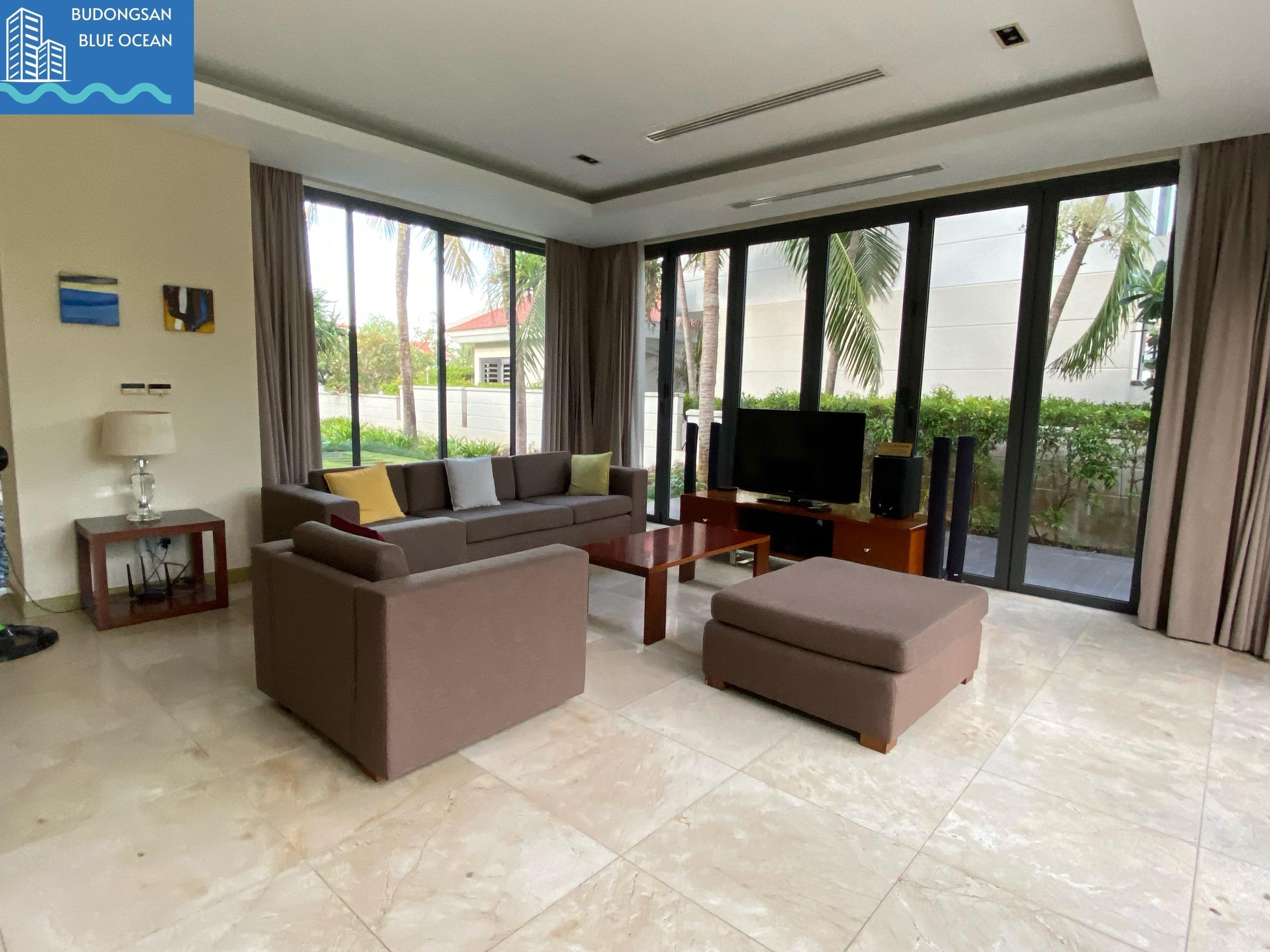Cho thuê Biệt thự dự án The Ocean Villas, Diện tích 713m², Giá 29.900.000 Triệu/tháng - LH: 0328002428