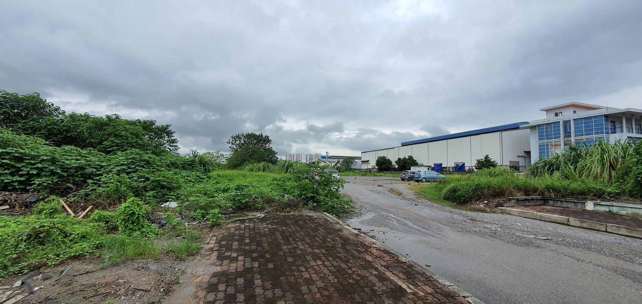 Chính chủ cho thuê kho xưởng gần cầu Vĩnh Tuy, đường 5, Long Biên.