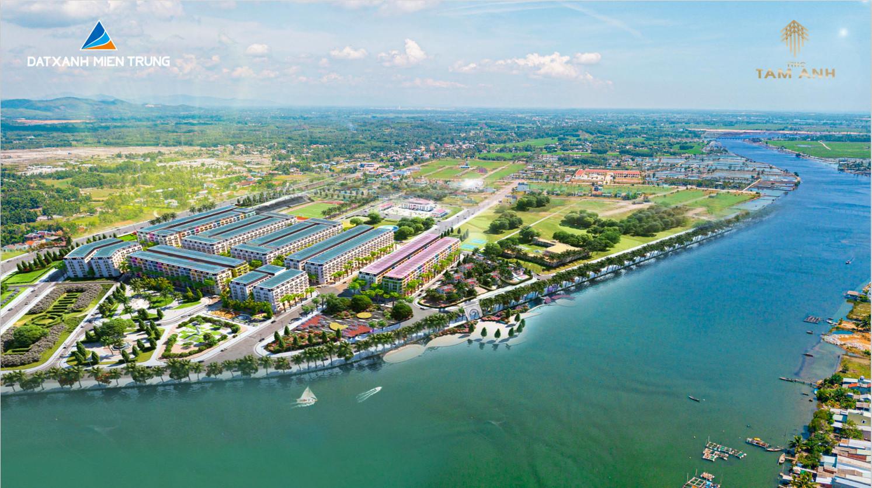Cần bán Đất nền dự án dự án Chu Lai Riverside, Diện tích 157m², Giá Thương lượng - LH: 0783798752