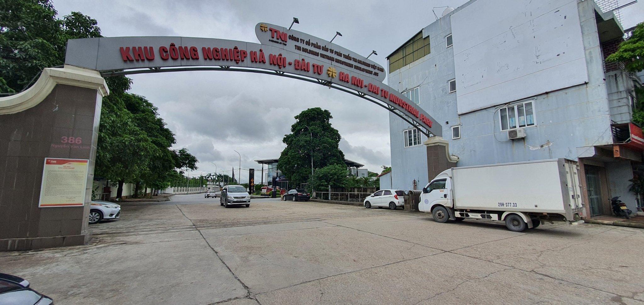 Cho thuê kho xưởng 7000m tại Đài Tư, Long Biên giá 130 nghìn/m