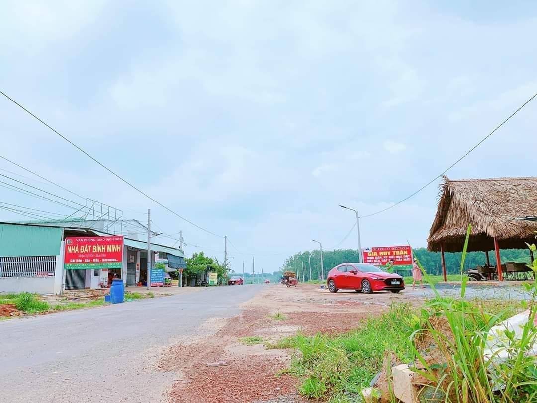 Tôi chính chủ cần tiền gấp bán lô đất MT đường nhựa số 40 sát kcn becamex Chơn Thành,Bình Phước,DT 5x50 giá chỉ hơn 1ty LH 0972933777