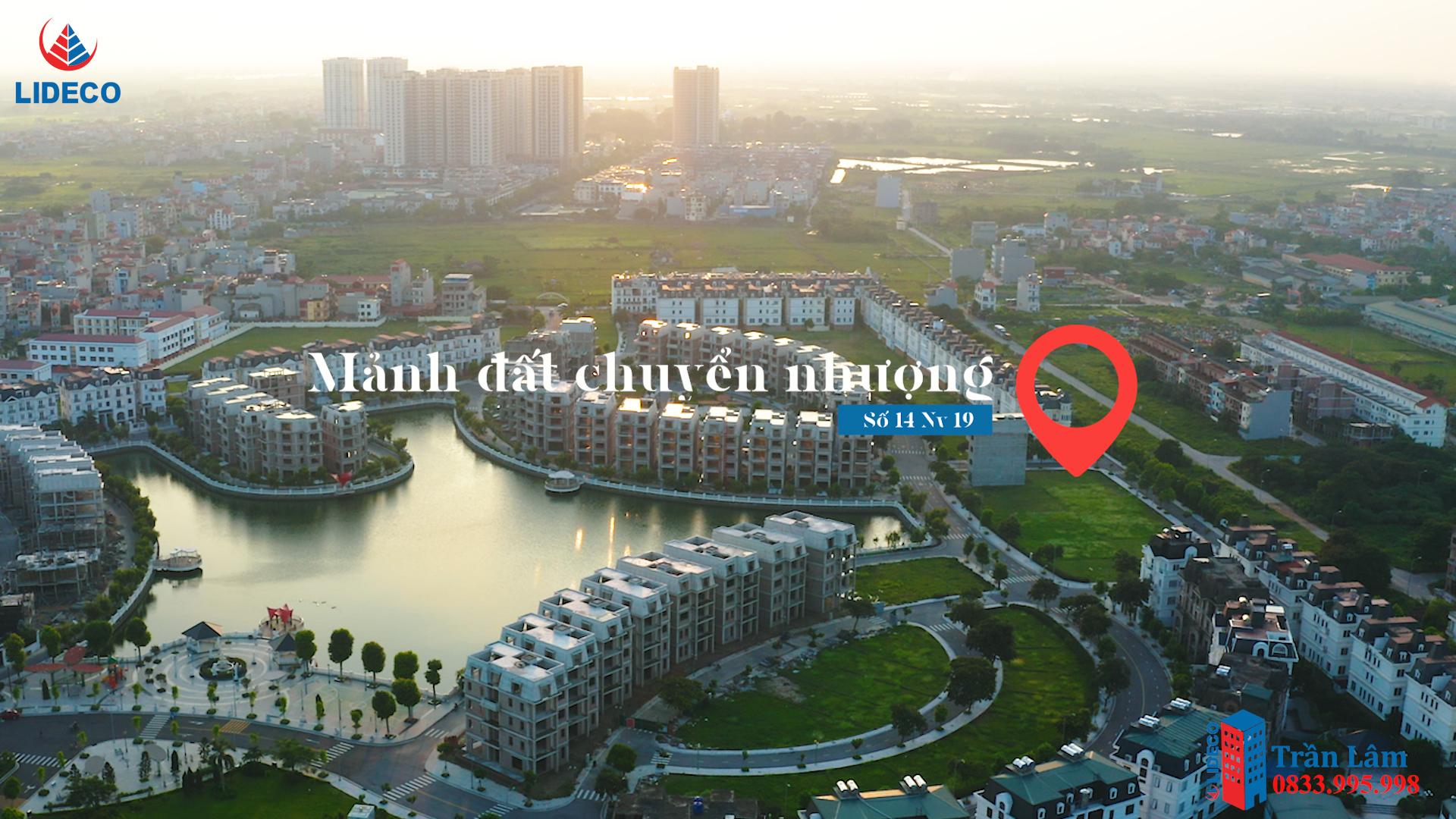 Cần bán Đất nền dự án dự án Khu đô thị mới Lideco - Bắc Quốc lộ 32, Diện tích 370m², Giá Thương lượng - LH: 0833995998