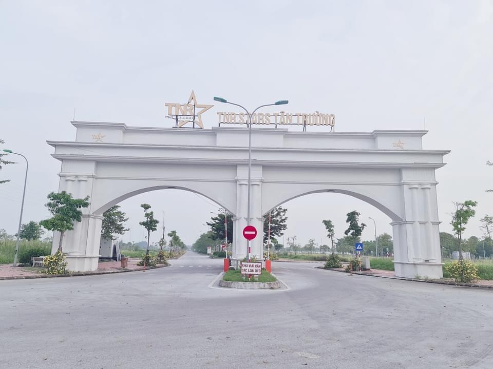 Cần bán Đất nền dự án dự án TNR Star Tân Trường, Diện tích 102.8m², Giá 2.4 Tỷ - LH: 0979411888