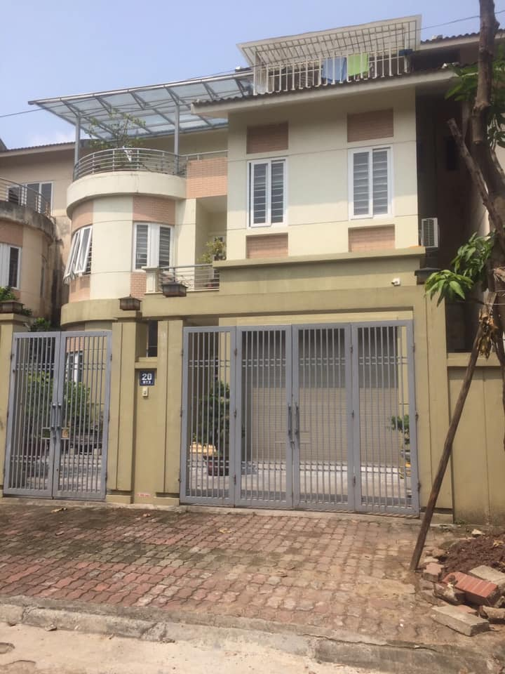 Cần bán Biệt thự dự án Khu đô thị mới Tân Tây Đô, Diện tích 158m², Giá 8.5 Tỷ - LH: 0901513811