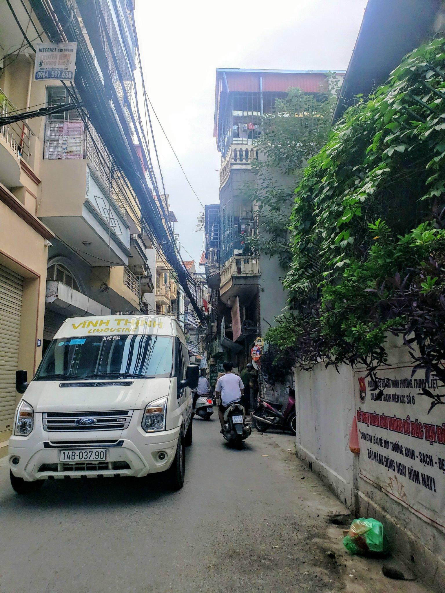 Cần bán Nhà mặt tiền Phường Nguyễn Trung Trực, Ba Đình, Diện tích 39m², Giá 12 Tỷ - LH: 0984142941