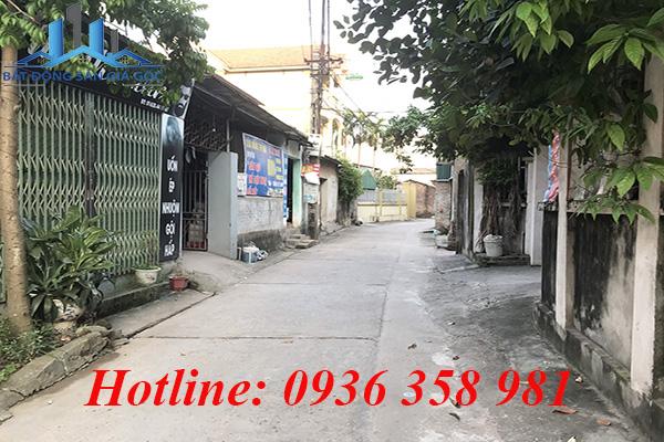 Cần bán Đất đường Kiên Thành, Thị trấn Trâu Quỳ, Diện tích 75m², Giá Thương lượng - LH: 0936358981