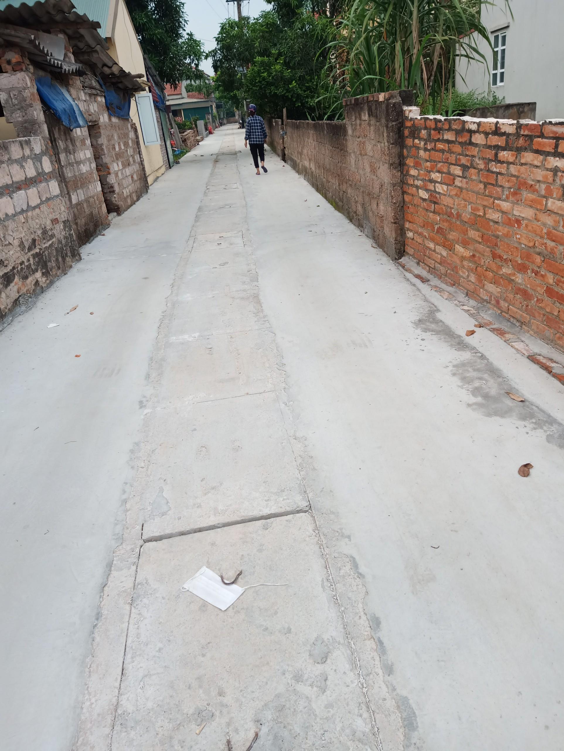 Cần thanh khoản gấp lô đất cực đẹp tại Hoà Phong, Mỹ Hào, Đường to, thông, chia lô tốt: lh 0835459289