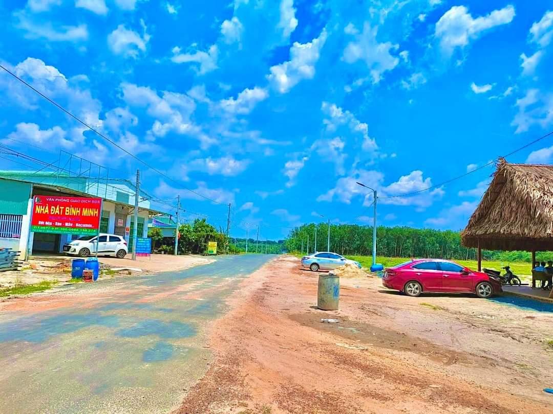 Cần bán Đất đường nhựa số 40,kcn becamex, Xã Minh Thành DT 250m², Giá 1ty - LH: 0972933777
