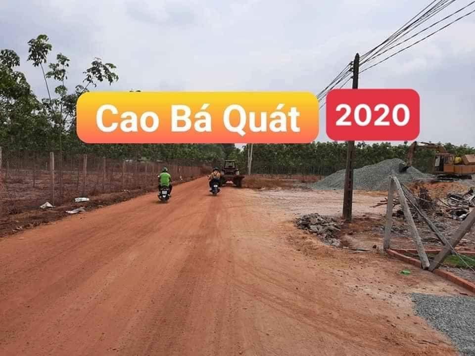 Cần bán Đất nhánh Mặt tiền đường Cao Bá Quát, Xã Minh Hưng, DT 250m², Giá 500tr - LH: 0972933777