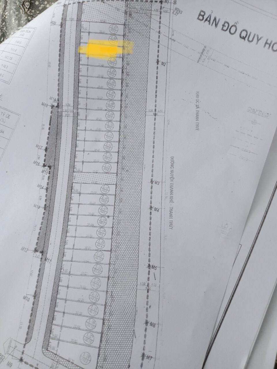 Cần bán Đất nền dự án Xã Thanh Sơn, Thanh Hà, Diện tích 100m², Giá Thương lượng - LH: 0906067234