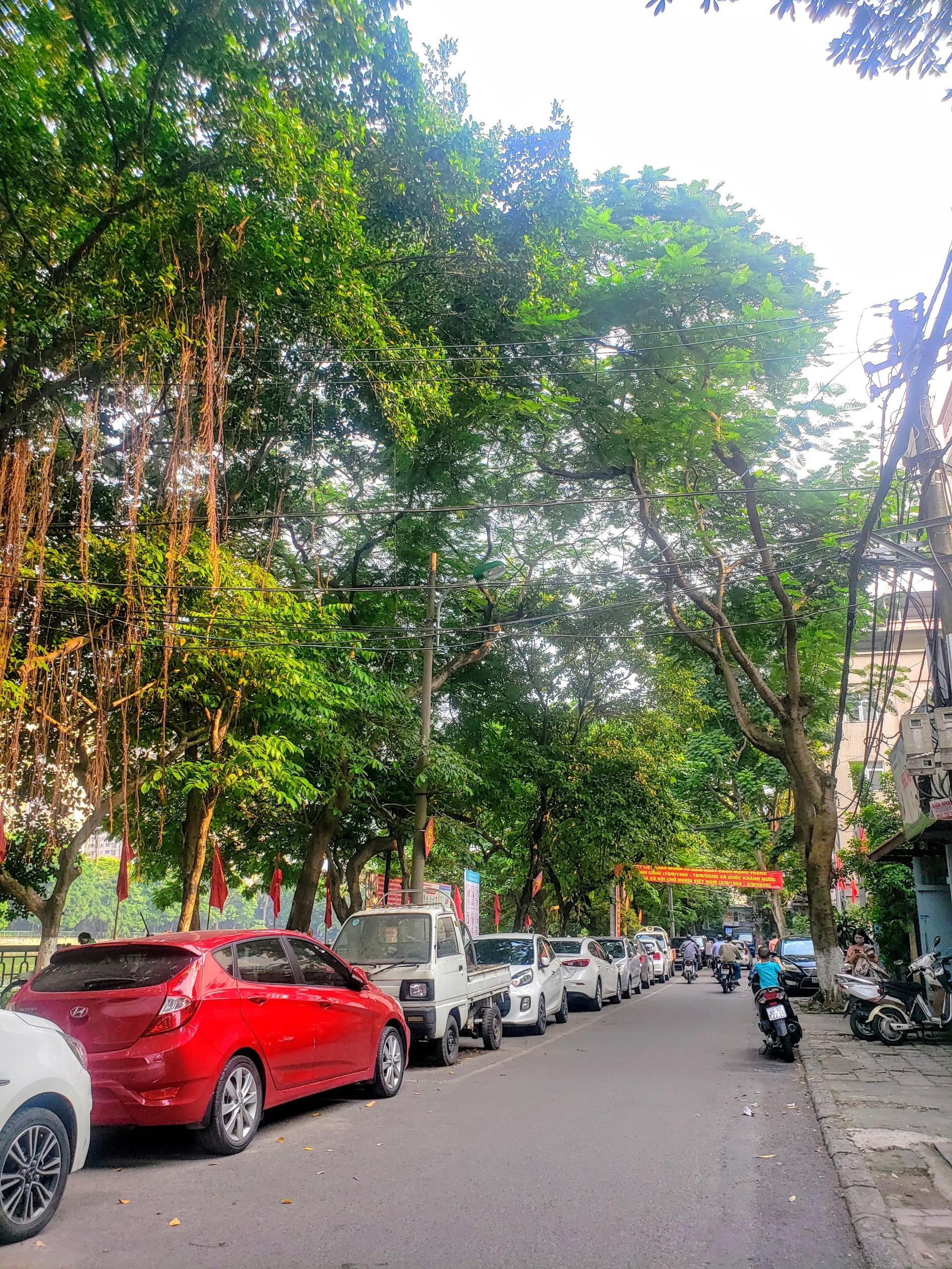Cần bán Nhà mặt tiền đường Phan Đình Phùng, Phường Quán Thánh, Diện tích 52m², Giá 54.5 Tỷ - LH: 0984142941