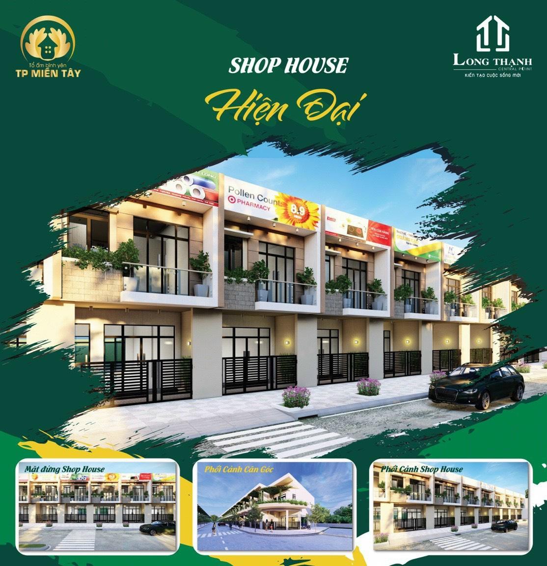 Cần bán Nhà mặt tiền đường Quốc lộ 1A, Xã Long Thạnh, Diện tích 70m², Giá 1400 Triệu