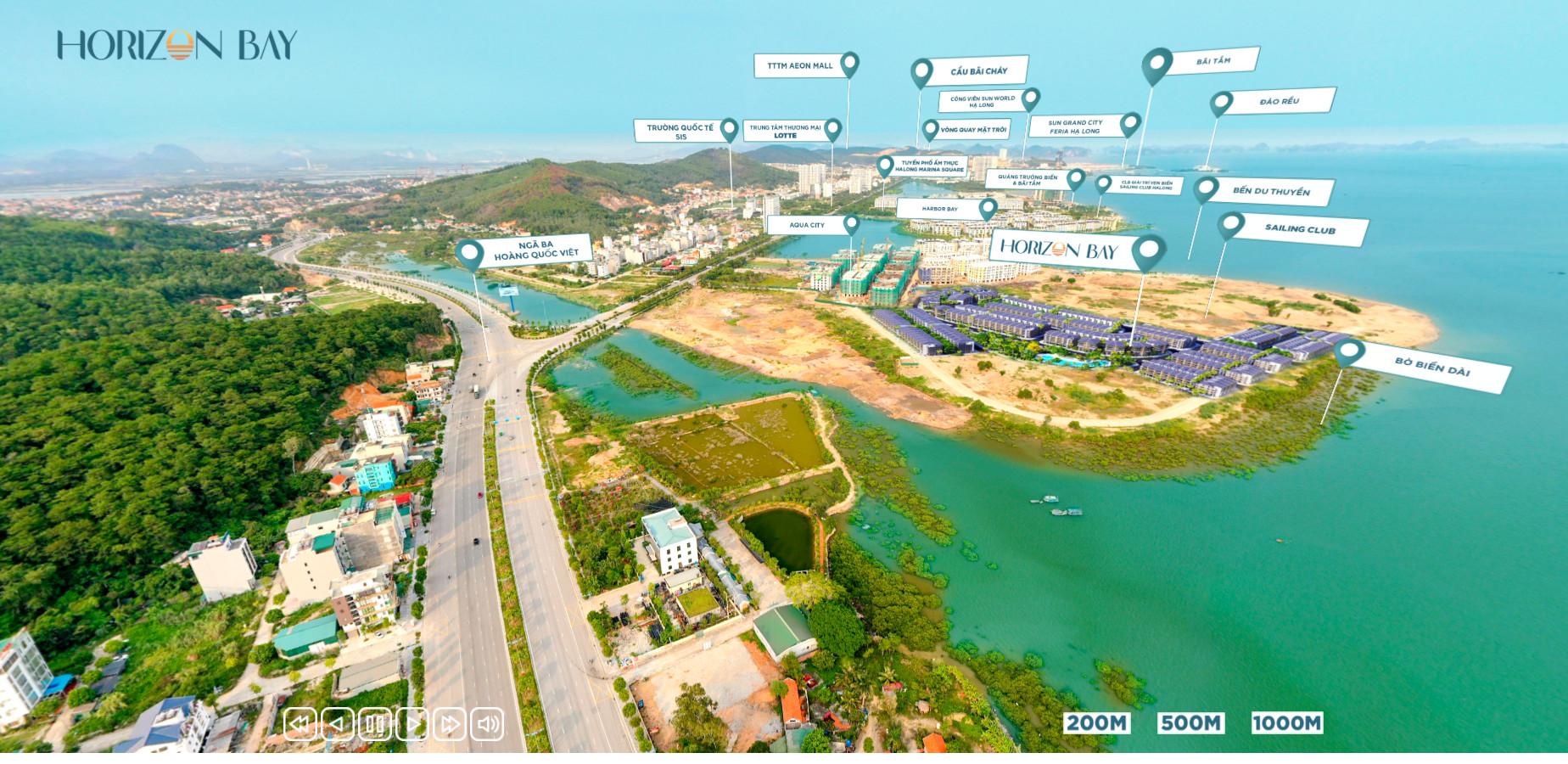 Cần bán Biệt thự đường Hoàng Quốc Việt, Phường Hùng Thắng, Diện tích 113m², Giá 99 Triệu/m² - LH: 0397800101