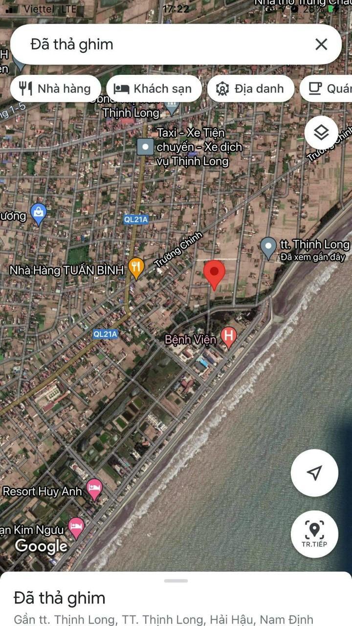 Cần bán Đất đường Phố Mới, Thị trấn Thịnh Long, Diện tích 120m², Giá Thương lượng - LH: 0985098493
