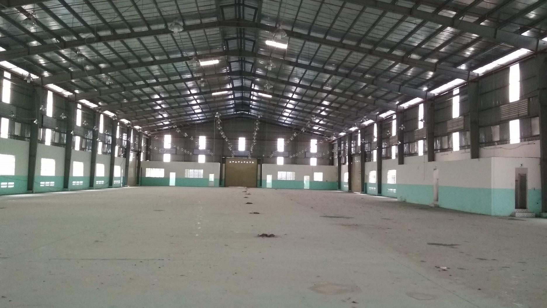 Cho thuê nhà xưởng 1200m2 KCN Tiên Sơn. Phù hợp sản xuất/ kho hàng. LH 0988 457 392