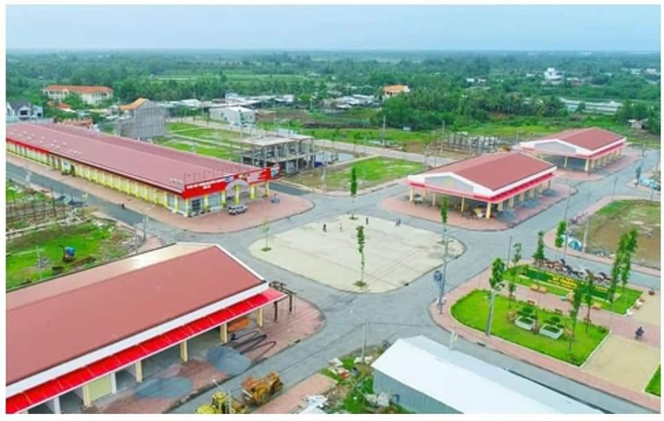 Cần bán Đất nền dự án đường Đồng Văn Dẫn, Thị trấn Thạnh Phú, Diện tích 120m², Giá 12 Triệu/m²