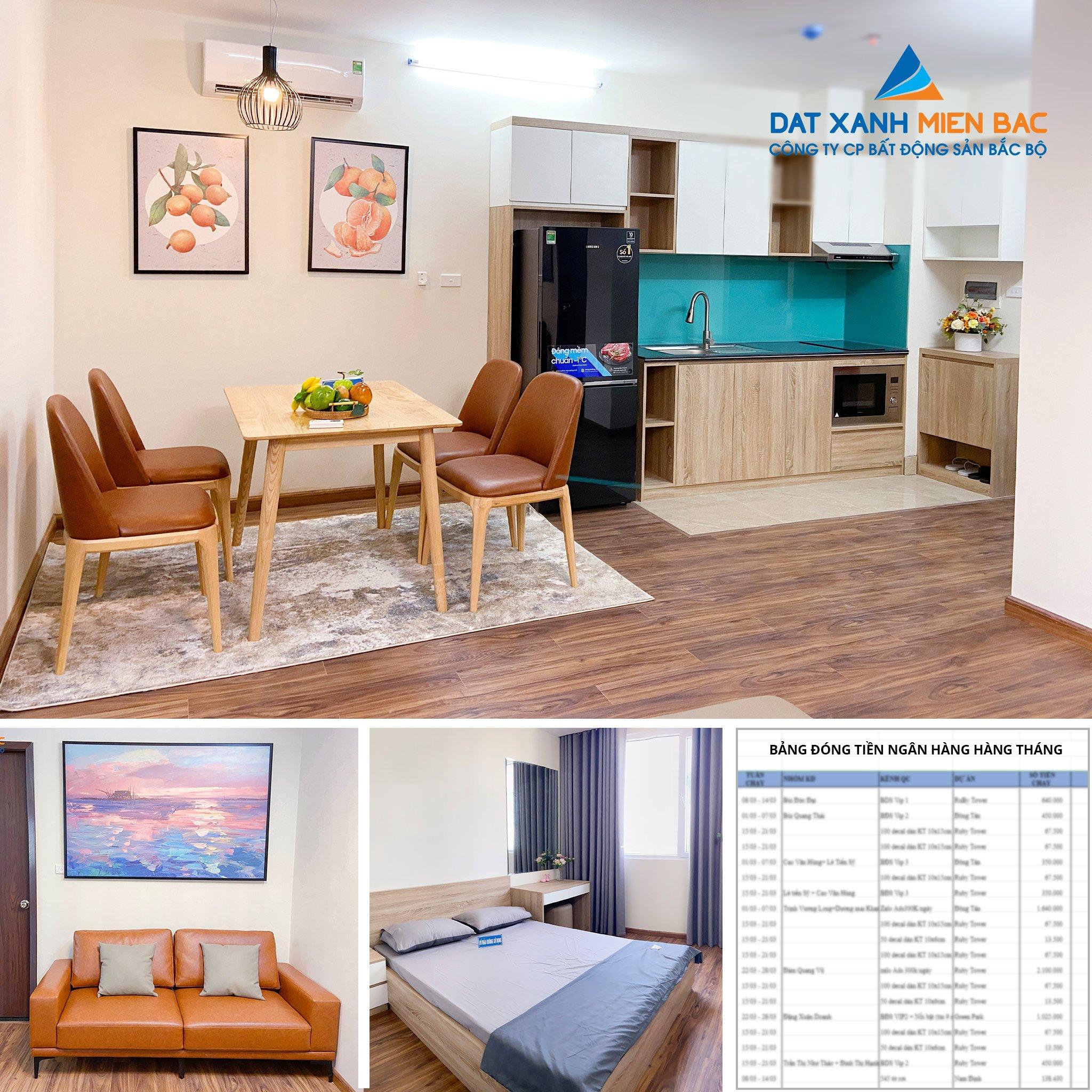 Cần bán Căn hộ chung cư dự án Eurowindow Park City, Diện tích 54m², Giá Thương lượng - LH: 0989851168