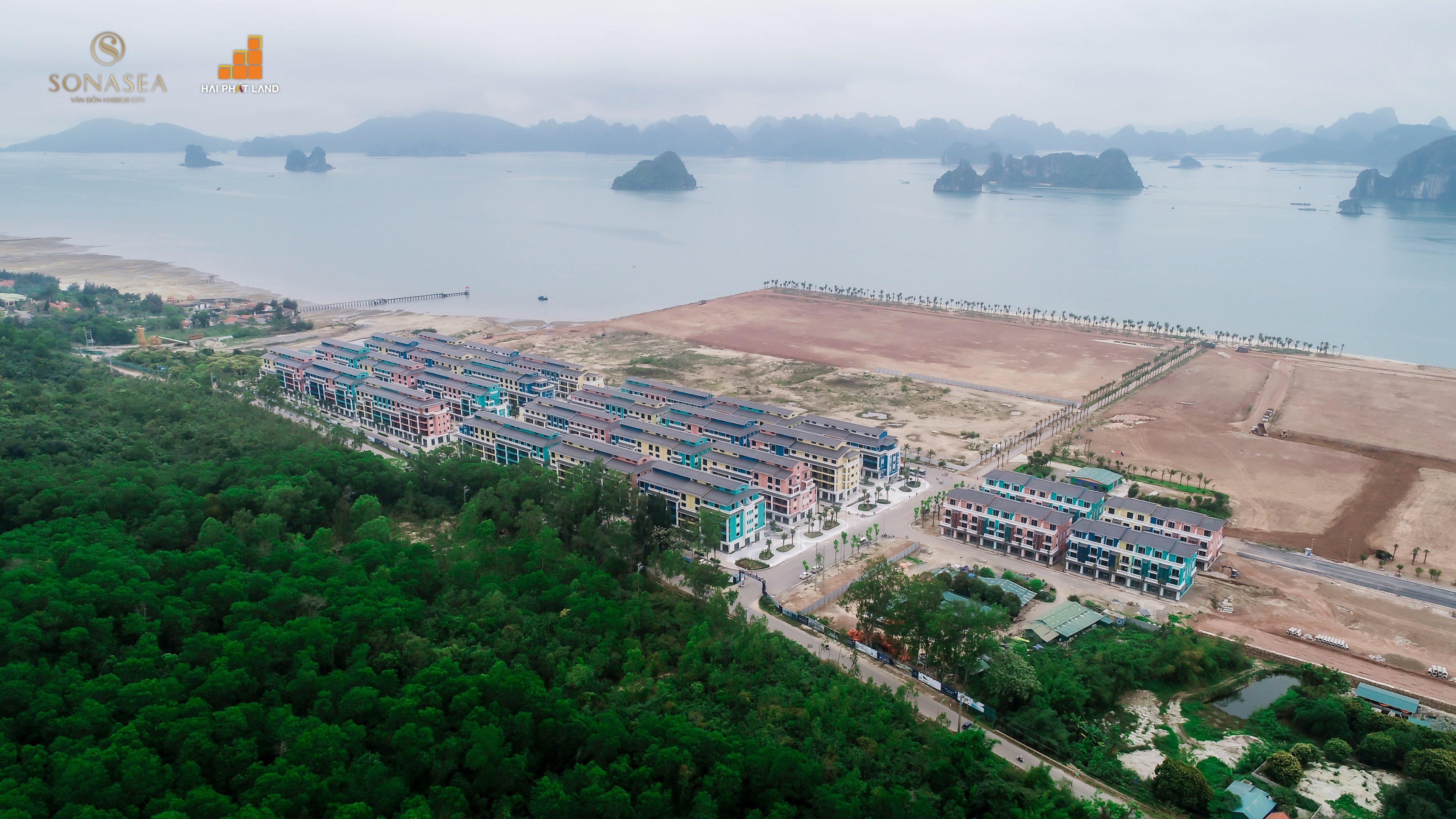 Mở bán biệt thự biển Sonasea Vân Đồn giá chỉ 5 tỷ/lô