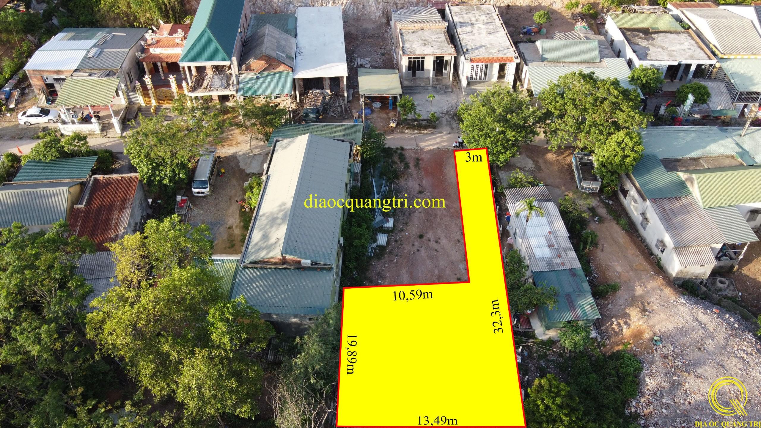 Cần bán Đất Phường 4, Đông Hà, Diện tích 240m², Giá 635 Triệu