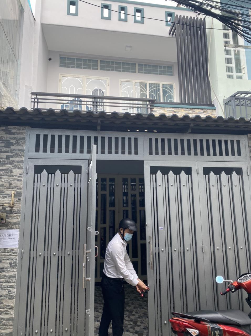 Nhà HXH Tân Kỳ Tân Quý 56m2, chỉ 4.8 tỷ