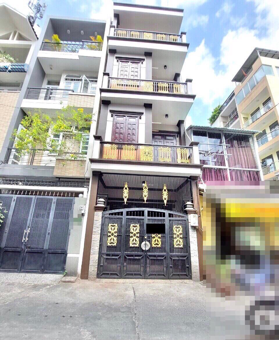 Cho thuê Nhà ở, nhà cấp 4, nhà hẻm đường Thành Thái, Phường 12, Diện tích 240m², Giá 16 Triệu/tháng - LH: 0888808798