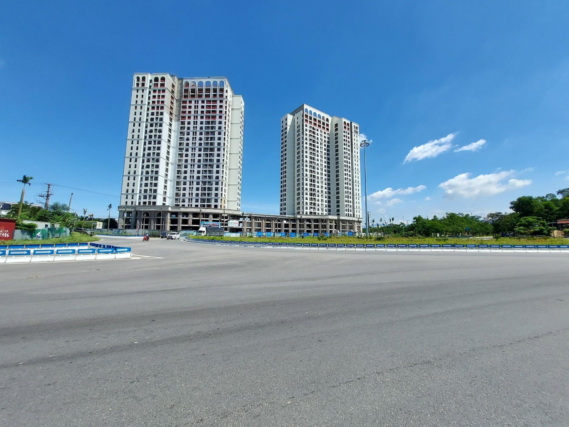 Cần bán Căn hộ chung cư đường Trần Phú, Phường Liên Bảo, Diện tích 69m², Giá Thương lượng - LH: 0968455023
