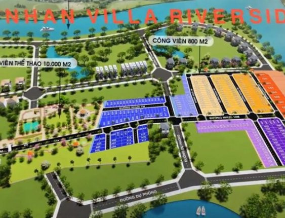 Việt Nhân Villa Riverside