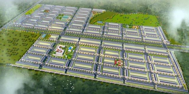Khu dân cư Đại Nam Bình Phước