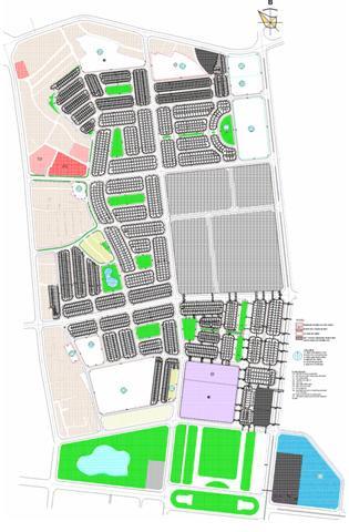 Hạ tầng, quy hoạch của Khu đô thị mới Đông Bắc Tp. Phan Rang – Tháp Chàm | ảnh 1
