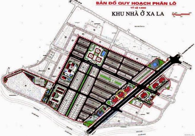 Khu đô thị mới Xa La - Thông tin tổng quan, giá bán chi tiết - ODT.vn