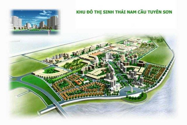 Khu đô thị Nam Cầu Tuyên Sơn