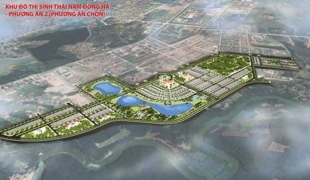 Khu đô thị sinh thái Nam Đông Hà