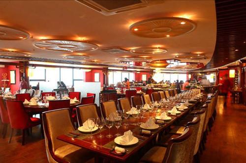 nhà hàng tại ruby