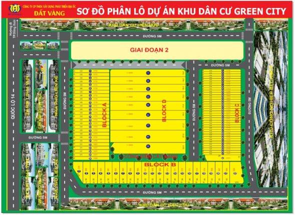 Green City Chơn Thành